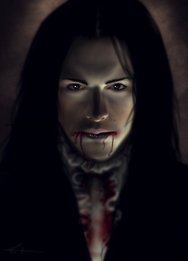 Вампиры в наше время существуют! » Интересные